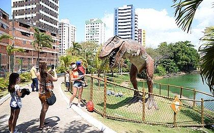 Domingo no parque: famílias retornam aos parques municipais