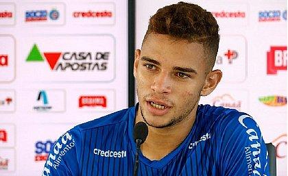 Após ganhar chance no time titular do Bahia, Edson projeta sequência