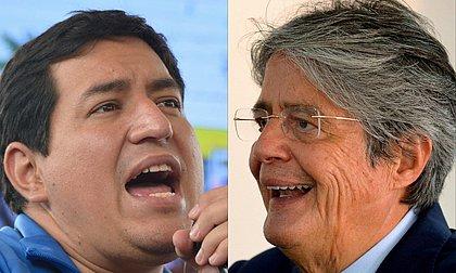 Equador: Lasso e Arauz disputarão segundo turno da eleição presidencial