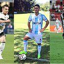 Alexander Baumjohann, Jonatas Belusso e Pedro Botelho reforçam o Vitória