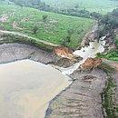 Barragem do Quati: rompimento deixou pelo menos 500 desabrigados