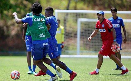 Cláudio Prates garante alinhamento entre times A e B do Bahia