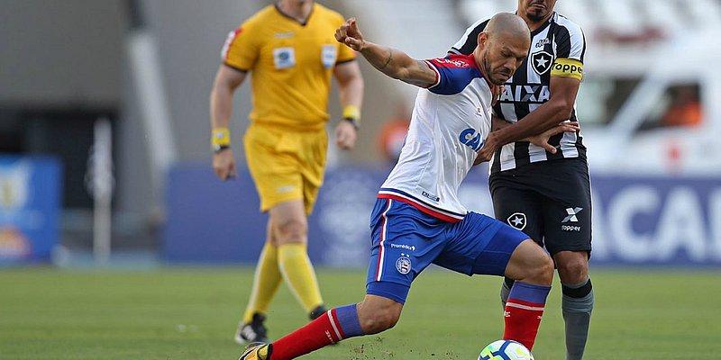 Jogadores exaltam espírito aguerrido em triunfo sobre o Botafogo