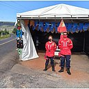 Em Mucugê, barreiras sanitárias foram montadas