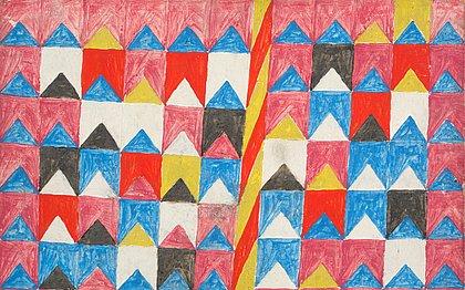 Obra de Alberto Volpi que estará na exposição ao partir do dia 16