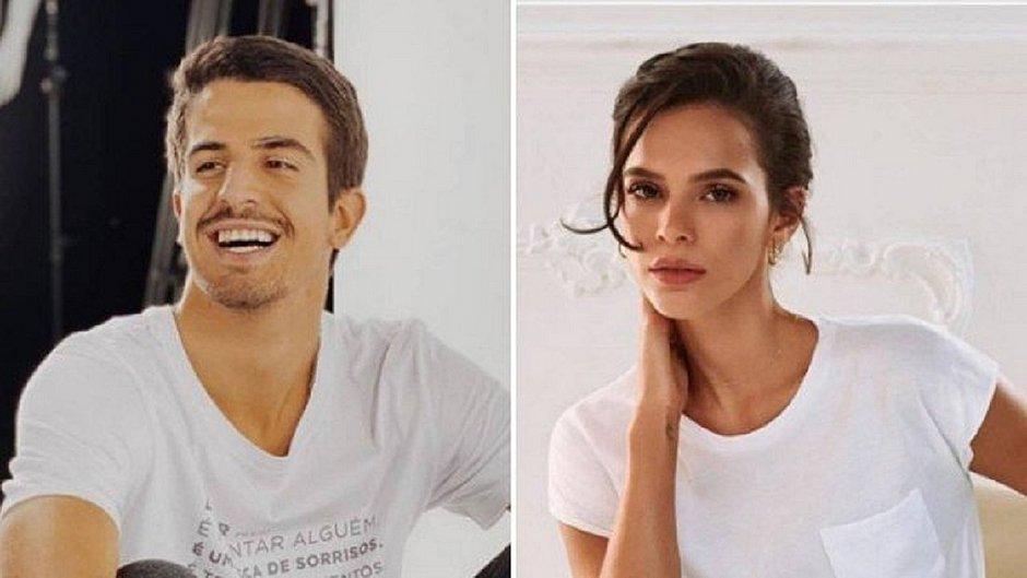Novo Casal: Bruna Marquezine e Enzo Celulari estão namorando ...
