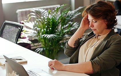 Excesso de trabalho no home-office pode gerar estafa