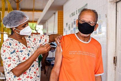 Vacinômetro: Bahia tem 2 milhões 781 mil vacinados; Mais de 1,2 mi com 2ª dose