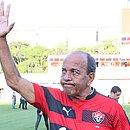 André Catimba em imagem de 2016, no Barradão