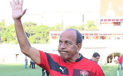Morre André Catimba, um dos maiores ídolos da história do Vitória
