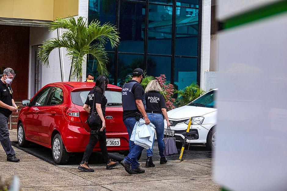 Polícia baiana deflagra operação contra fraude em venda de respiradores; 3 são presos