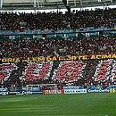 Fonte Nova sediou o jogo do último acesso do Vitória, em 2015, contra o Luverdense