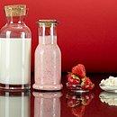 Kefir tem aparência similar à do iogurte
