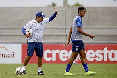 Dado Cavalcanti é o treinador