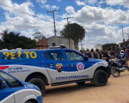 Polícia prende suspeito de participação na morte de PMs em Vitória da Conquista