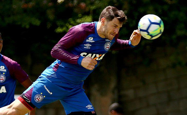 Suspenso, Tiago desfalca o Bahia contra o Cruzeiro
