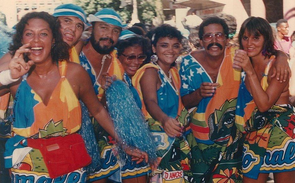 O bloco foi um dos primeiros a profissionalizar o Carnaval e ver a festa como um negócio