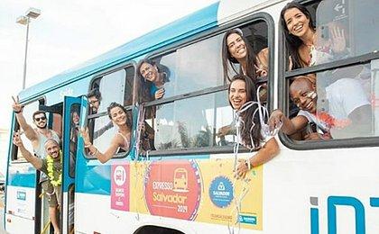 Venda de bilhetes para ônibus exclusivos no Carnaval começa nesta terça (21)