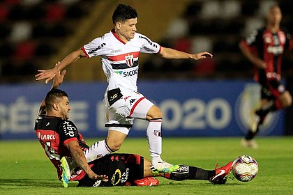 Vitória perde para o Botafogo-SP por 2x1, em Ribeirão Preto