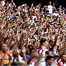 Torcida tricolor promete lotar a Fonte Nova em decisão contra o Grêmio