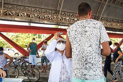 Vacinômetro: Bahia tem 5,9 mi de vacinados; 2,5 mi com imunização completa