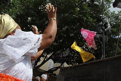 Homenagens a Zumbi dos Palmares marcam Dia da Consciência Negra em Salvador
