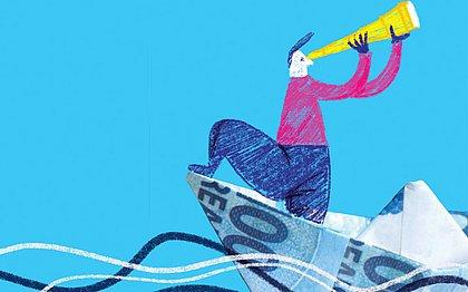 Na conta: veja 5 alternativas para aplicar os R$ 500 do FGTS