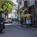 Bairro da Mangueira, na Cidade Baixa, não tem casos oficiais de covid-19, mas moradores relatam que há conhecidos doentes