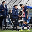 Di Maria não estará à disposição para duelo do PSG contra o Barcelona pela Champions