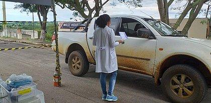 Agente de saúde e guarda municipal foram atacadas na entrada da cidade