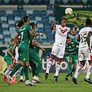 Em jogo de muitos gols, Leão ficou no empate com o Cuiabá na Arena Pantanal