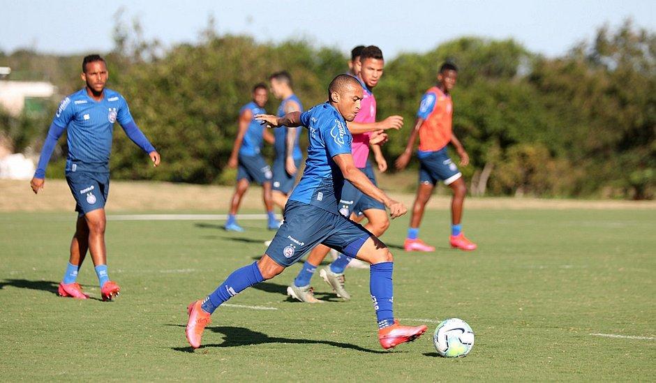 Com João Pedro machucado, Nino Paraíba segue no time titular do tricolor