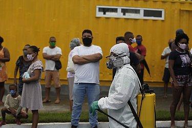 Paripe entrou no bloco de bairros com ações mais severas da prefeitura.