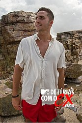 Matheus Crivella, o Novinho, 27 anos, Rio de Janeiro-RJ