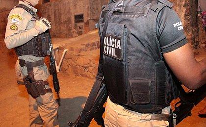 Avô é preso acusado de estuprar a neta no interior da Bahia