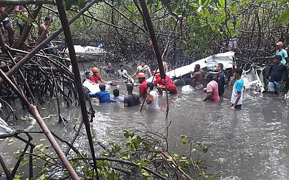 1º a chegar a local do acidente de Gabriel Diniz, morador relata drama de resgate
