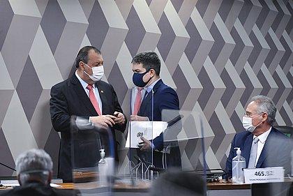Comando da CPI diz em nota que fala de Bolsonaro vem com atraso fatal e doloroso