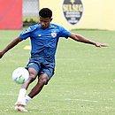 Ramires voltou a treinar na Cidade Tricolor e vai ser utilizado pelo Bahia no Brasileirão