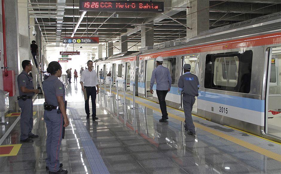CCR Metrô Bahia abre 40 vagas de emprego em Salvador - Jornal ...