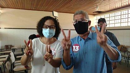 Ao votar, Zé Raimundo avalia campanha do segundo turno como propositiva