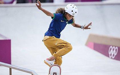 Atuação de Rayssa Leal nas Olimpíadas inspirou outras pessoas a praticarem o esporte