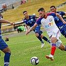 Gilberto fez dois gols contra o Altos