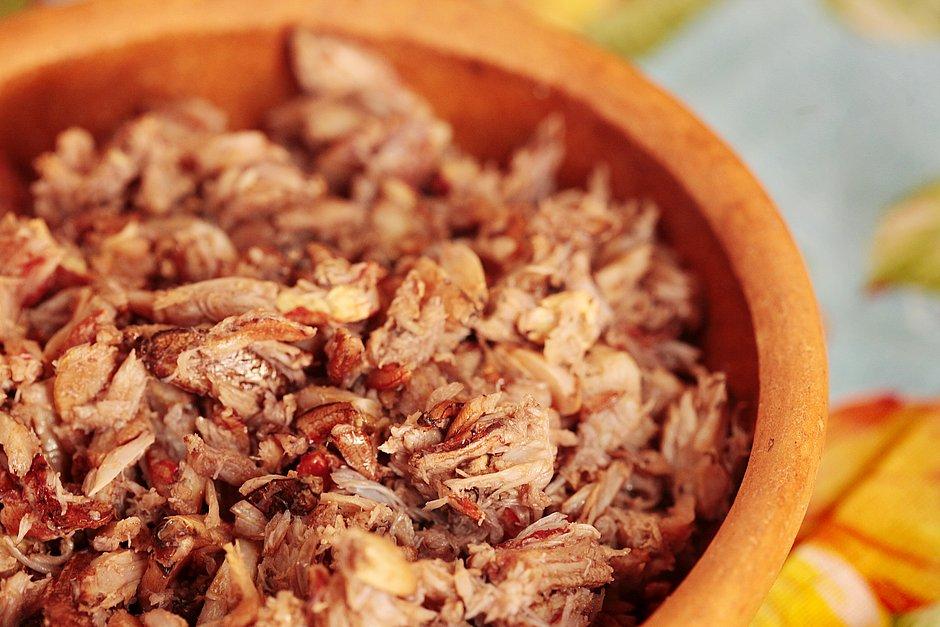 Conheça a deliciosa moqueca de aratu com mamão da Vila Brandão que custa R$ 65