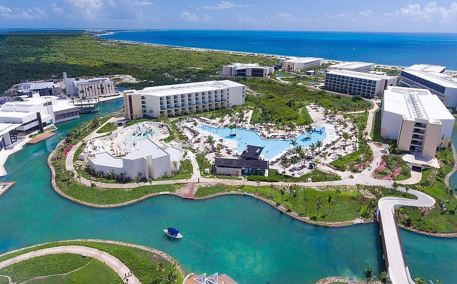 Resorts de luxo em destinos paradisíacos do Brasil e Caribe com até 62% de desconto na Palladium Week