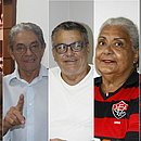 Seijo, Viana, Carneiro, Isaura Maria e Presídio concorrem à presidência