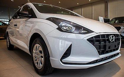 HB20 está com desconto de R$ 3.000 na Hyundai da Paralela apenas nesta sexta-feira (27)