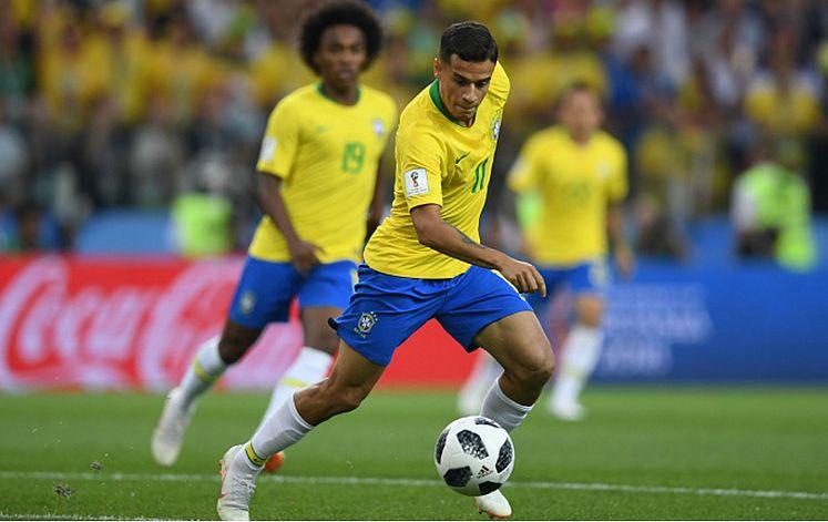 5d9b2e3a31 Top 10  Fifa elege gol de Coutinho o mais bonito da primeira fase - Jornal  CORREIO