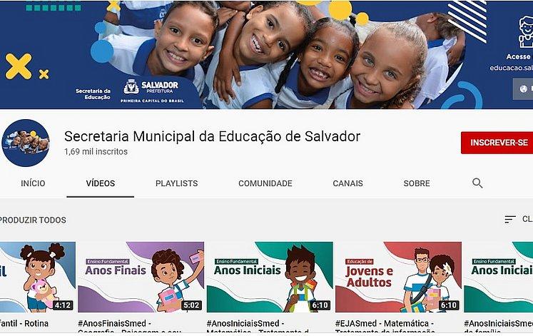 escolas municipais