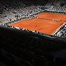 Roland Garros acontecerá a partir do dia 30 de maio