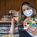Susana produz 2 mil cookies por mês